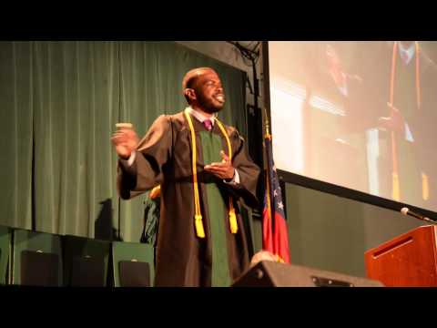 Randy Brown Winston's SPSU Spring 2014 Commencement Speech (A Talk: Milkshakes, Socks and...)