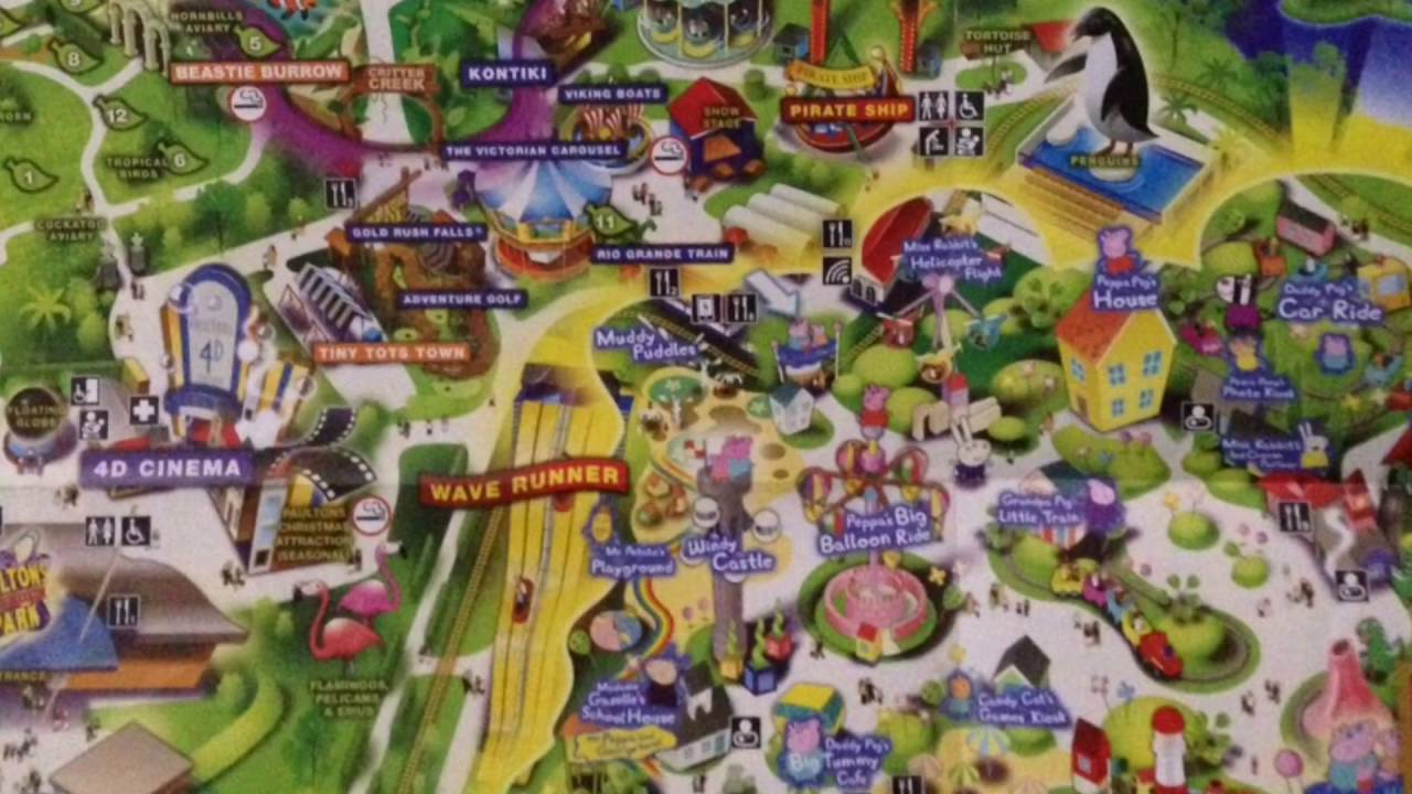 Paultons Park Peppa Pig World Facts Prices And Map Rides And The Mortimer Arms