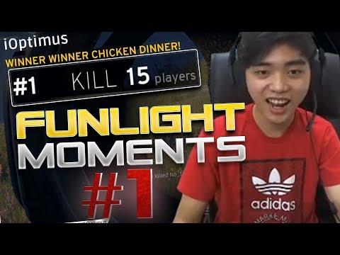 [OPTIMUS PUBG] Funny Moments  #1 || DUO 15 KILLS: CHUYÊN GIA ĐẤM BỐC!