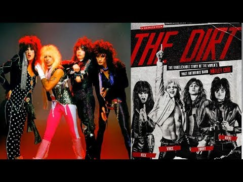 SHOUT AT THE DIRT - THE MOTLEY CRUE MOVIE REVIEW
