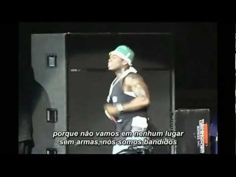 50 Cent - U Not Like Me e Wanksta Live (Legendado)
