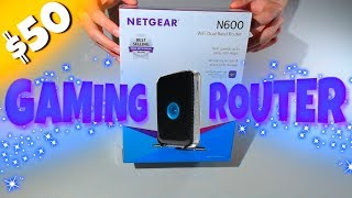 best Router For Gaming Under 100 -- Tenda AC15 AC1900 Review