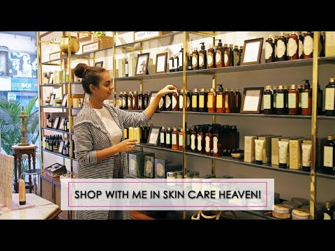 Come Shop With Me In Natural Skin Care Heaven! | What When Wear