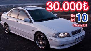 30000 tl araba. 30 bin liraya alınabilecek en iyi araba önerileri. Ucuz arabalar.