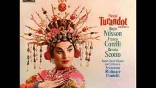 Turandot 4: Act 1 Gira la Cote! Gira!