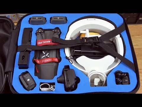 DJI Mavic Pro and DJI Goggles Dual Case