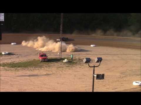 Butler Motor Speedway Street Stock Heat #3 6/24/17
