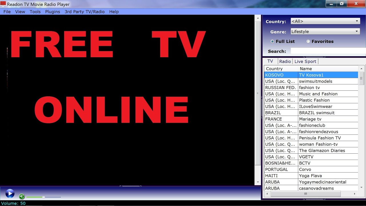 How to Watch FREE TV Shows, Movies, Sports, Games on PC ...