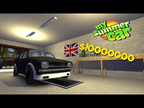my summer car how to get tires