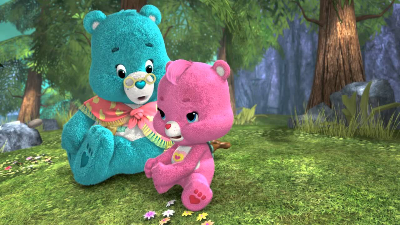 Belly Badge Training  Care Bears A Belly Badge for