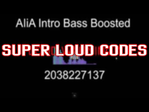 Extremely Loud Super Loud Roblox Song Codes July 2020 Youtube
