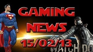 Gaming News 16/04: PS4, Watch Dogs, Destiny y Injustice: Gods Among Us