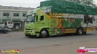 Roza Silvia - Carito Tantang Ayah cover truk dylan #dayonchannel