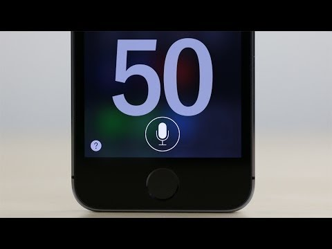 Siri Voice Commands