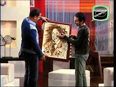 مواقف وطرائف احمد حلمي | اجمل هديه فى حياة اشرف | كوميديا ساخره