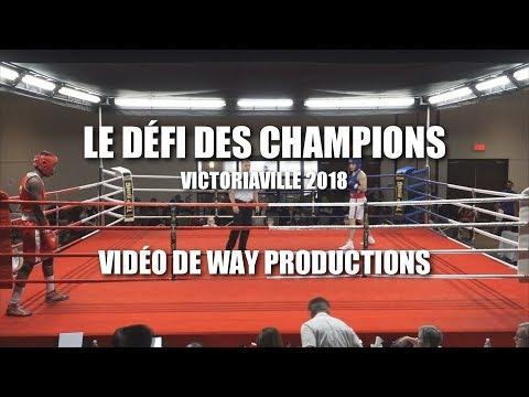 Jamall Omar Polack vs Christopher Guerrero ( Défi Des Champions )