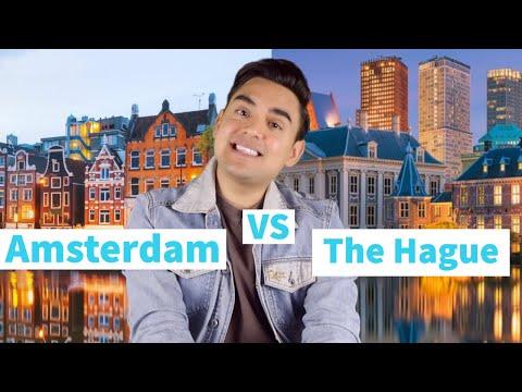 Amsterdam VS The Hague