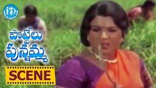 Pottelu Punnamma Movie Scenes - Sripriya Comedy || Mohan Babu || Jayamalini || Murali Mohan