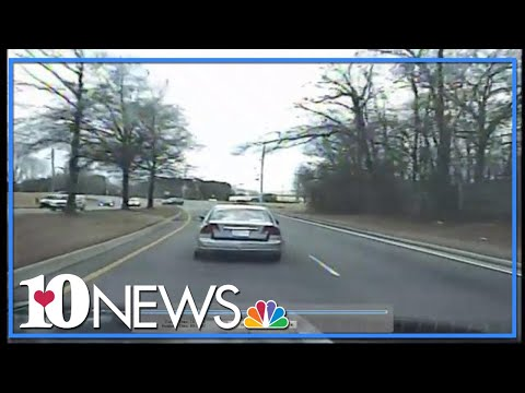 WATCH: High Speed Chase Across Knoxville