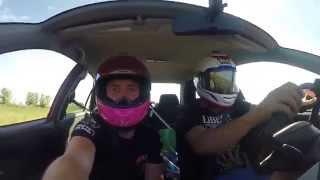 видео Новый Сolin mcrae rally 2014. С телефона на компьютер.