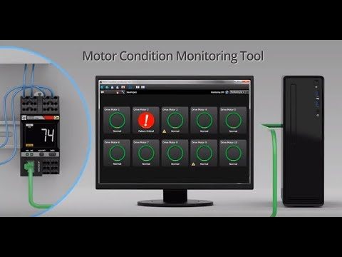 K6CM Motor Condition Monitoring Device