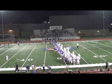 Circle Thunderbirds Football vs. Chanute High School