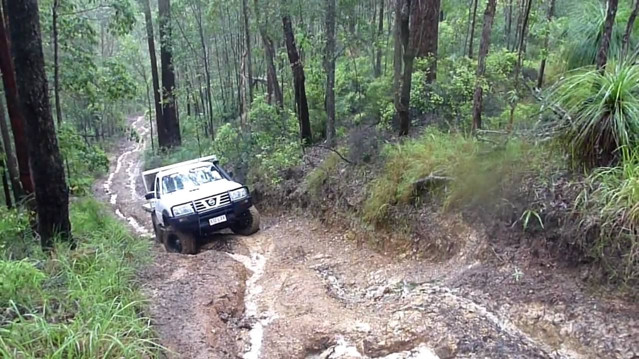 Patrol at imbil state forest youtube for House of tracks
