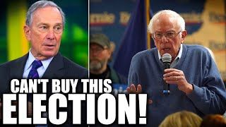 "Bernie Taunts Bloomberg: You're ""Not Gonna Get Very Far in This Election"""