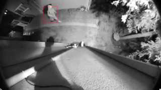 1 OF 3 Avante Security Intelligent Perimeter Protecion Video Analytics in Action!