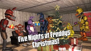 [FNAF SFM] Five Nights at Freddys Christmas 2!