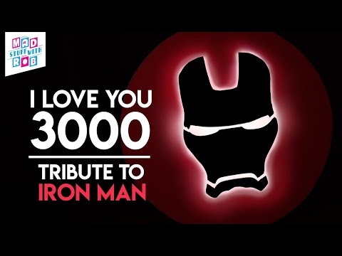 TRIBUTE to IRON MAN | Glow Sign | Marvel | IN HINDI