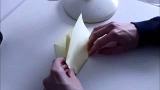 How To Make An Origami Glider