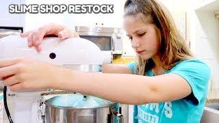 Slime Shop Restock! Secret Tip | How To Make a Slime Shop Episode 7
