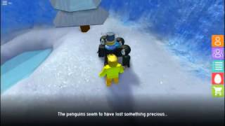 Wie man das Pegguin-Ei in der Eierjagd bekommt (Roblox)