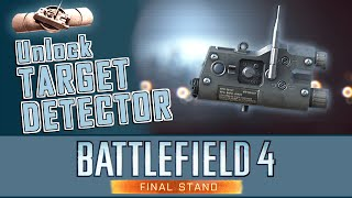 BF4 Eye Spy Assignment Unlock Target Detector