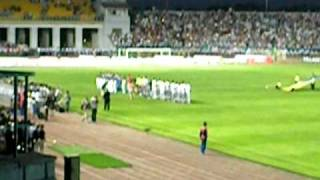 Almaty Central Stadium Kazakhstan vs England 06.06.2009