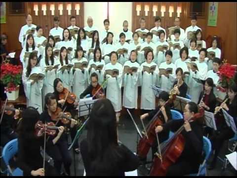 2015聖誕讚美禮拜聖歌隊獻詩(上)