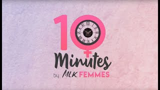 10 Minutes by MLK Femmes #20 - Saisons / Parle à Dieu et ose croire Dieu - Béatrice Panza