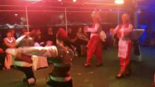 Traditional Turkish wedding dance