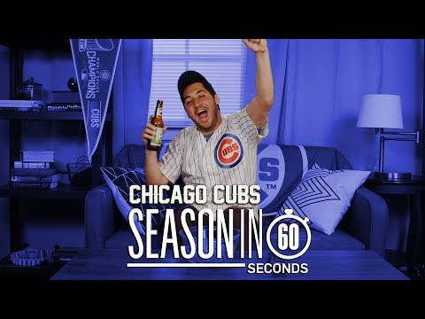 Chicago Cubs Fans | Season in 60 Seconds