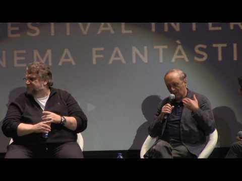 Dario Argento y Guillermo del Toro: Q/A Sitges 50º
