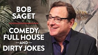 Bob Saget on Comedy, Full House, and Dirty Jokes (Pt. 1)