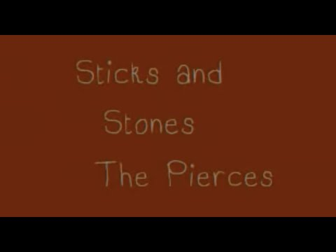 Sticks and Stones with Lyrics On-Screen