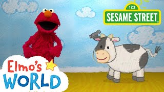 Sesame Street: Drawing | Elmo's World