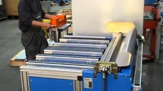 Автоматический четырёхвалковый гибочный станок (вальцы) Prinzing RBA(Автоматический четырёхвалковый гибочный станок Prinzing RBA позволяет производить радиусную гибку листового..., 2013-12-09T11:19:51.000Z)