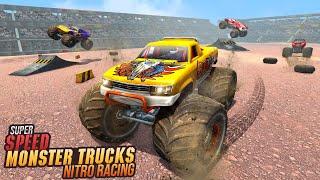 Monster Trucks Game   Kieu Huong