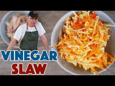 BBQ Vinegar Slaw Recipe