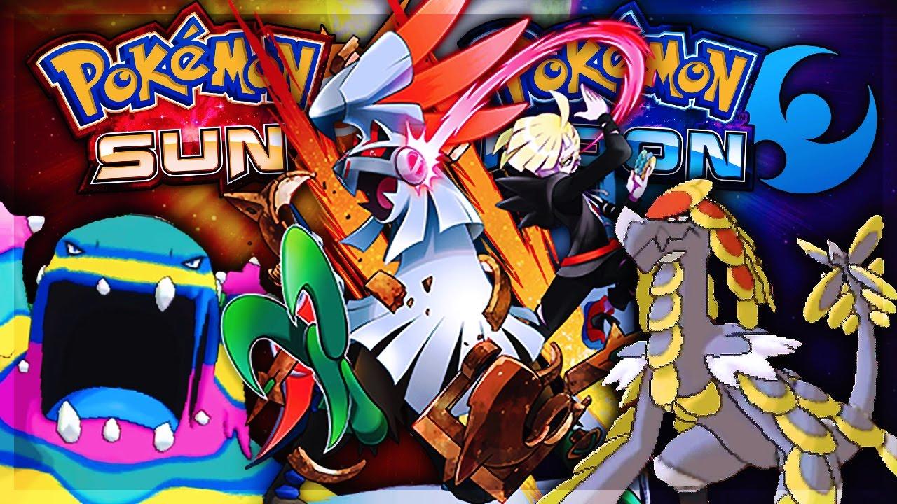 Pokémon Sun Moon New Evolutions Silvally Kommo O Revealed