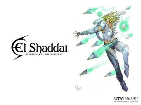 El Shaddai: Chapter 11- Azazel
