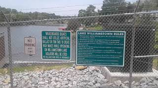 Free boat ramp williamstown ky